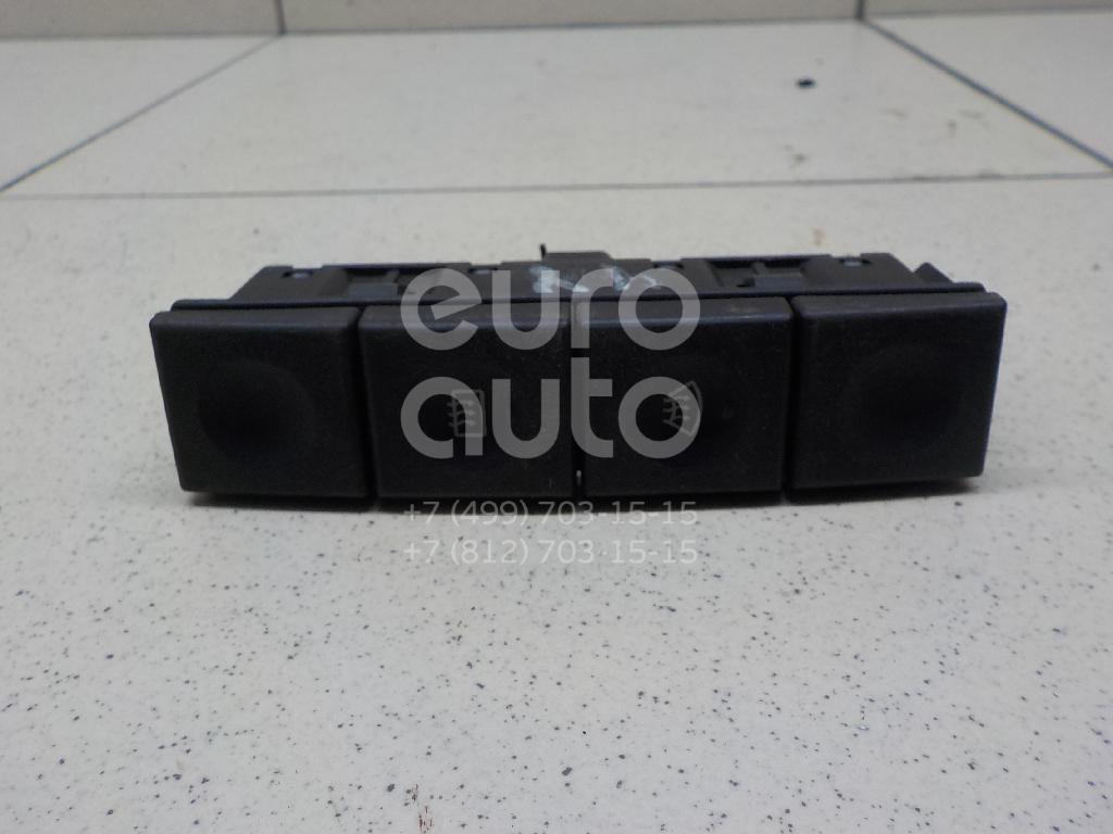 Кнопка обогрева переднего и заднего стекла для Ford Fusion 2002-2012;Fiesta 2001-2008 - Фото №1