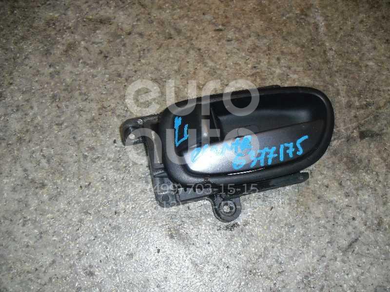 Ручка двери внутренняя левая для Hyundai Elantra 2006-2011 - Фото №1