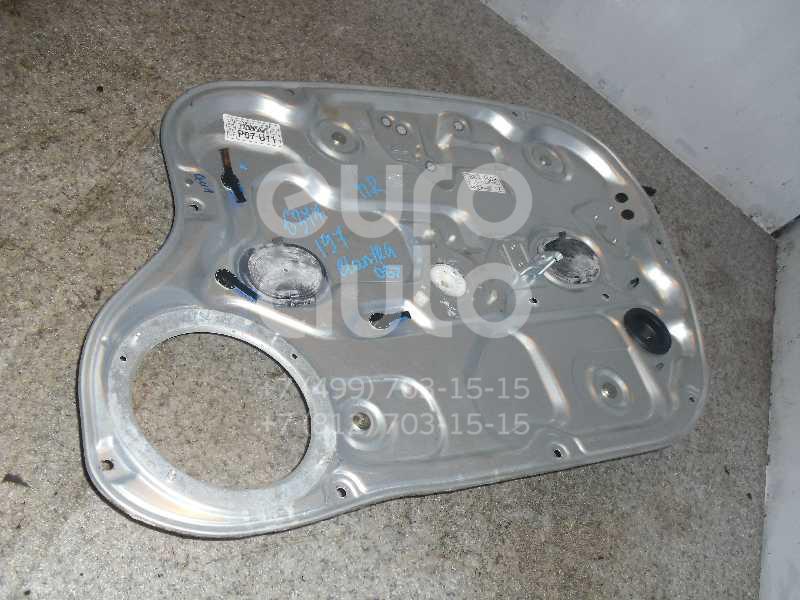 Стеклоподъемник электр. передний правый для Hyundai Elantra 2006-2011 - Фото №1