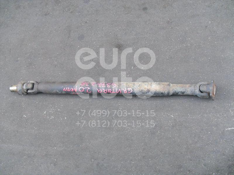 Вал карданный задний для Suzuki Grand Vitara 2006> - Фото №1