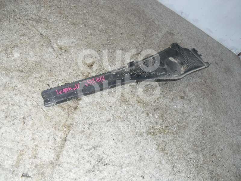 Решетка стеклооч. (планка под лобовое стекло) для Renault Logan 2005-2014;Sandero 2009-2014;Duster 2012> - Фото №1