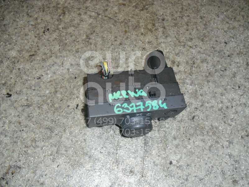Переключатель света фар для Opel Meriva 2003-2010 - Фото №1