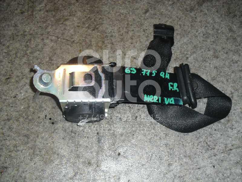Ремень безопасности для Opel Meriva 2003-2010 - Фото №1