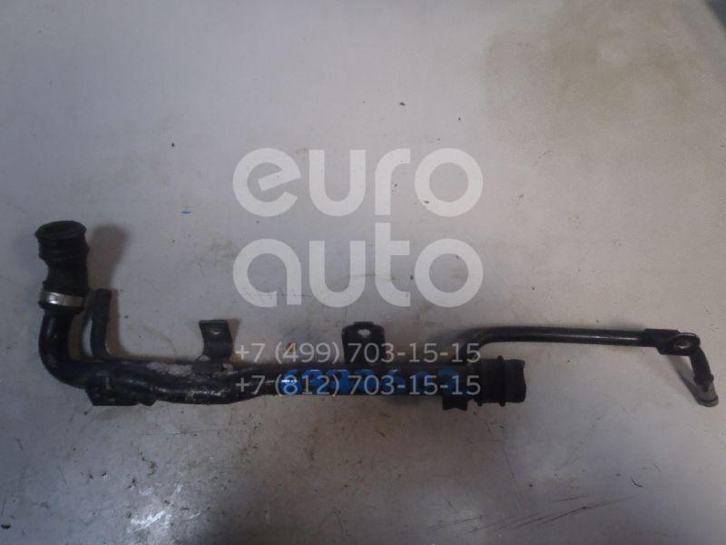 Трубка охлажд. жидкости металлическая для VW Passat [B5] 2000-2005;Passat [B5] 1996-2000 - Фото №1