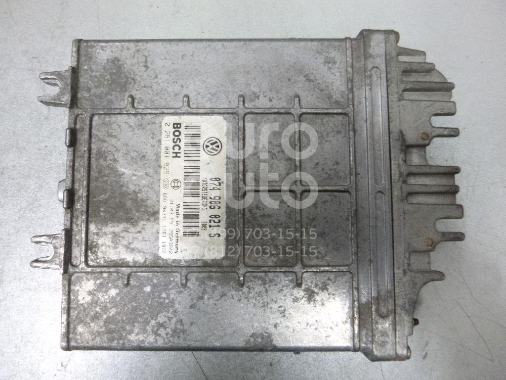 Блок управления двигателем для VW Transporter T4 1996-2003 - Фото №1