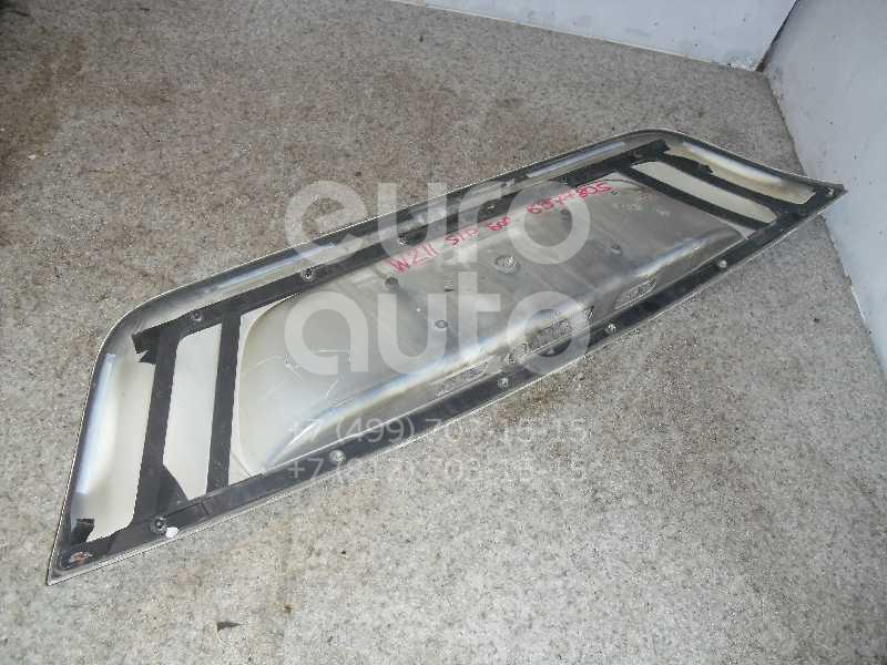 Накладка крышки багажника для Mercedes Benz W211 E-Klasse 2002-2009 - Фото №1