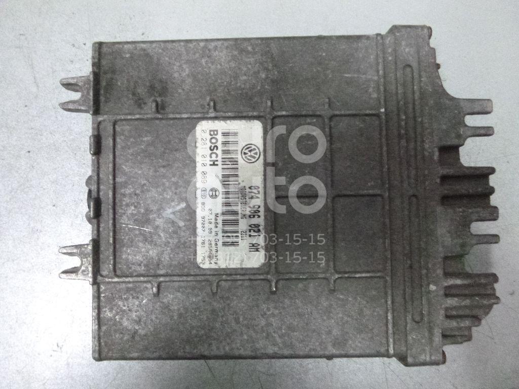 Блок управления двигателем для VW Transporter T4 1996-2003;LT II 1996-2006 - Фото №1