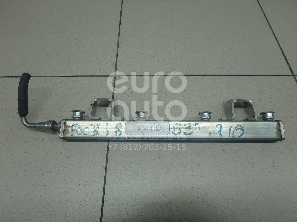 Рейка топливная (рампа) для Ford,Volvo Focus II 2008-2011;Focus II 2005-2008;Fusion 2002-2012;C-MAX 2003-2011;Mondeo III 2000-2007;Fiesta 2001-2008;V50 2004-2012;S-MAX 2006-2015;Mondeo IV 2007-2015 - Фото №1