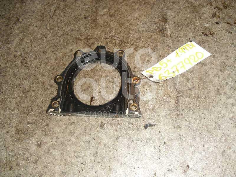 Сальник коленвала задний для VW,Audi,Skoda Passat [B5] 2000-2005;A2 [8Z0] 2000-2005;A3 (8L1) 1996-2003;A4 [B5] 1994-2001;TT(8N) 1998-2006;Octavia (A4 1U-) 2000-2011;A6 [C6,4F] 2004-2011;Octavia 1997-2000;Golf IV/Bora 1997-2005 - Фото №1