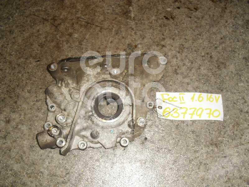 Насос масляный для Ford Focus II 2005-2008;Fiesta 1995-2000;Puma 1997-2002;Fusion 2002-2012;C-MAX 2003-2011;Focus I 1998-2005;Fiesta 2001-2008;Mondeo IV 2007-2015;Focus II 2008-2011;Fiesta 2008>;Focus III 2011>;C-MAX 2011> - Фото №1
