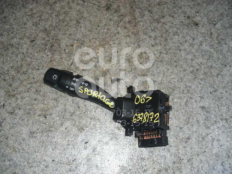 Переключатель поворотов подрулевой для Kia Sportage 2004-2010 - Фото №1