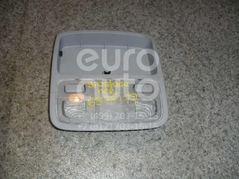 Плафон салонный для Kia Sportage 2004-2010 - Фото №1
