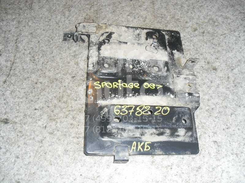 Крепление АКБ (корпус/подставка) для Kia Sportage 2004-2010 - Фото №1