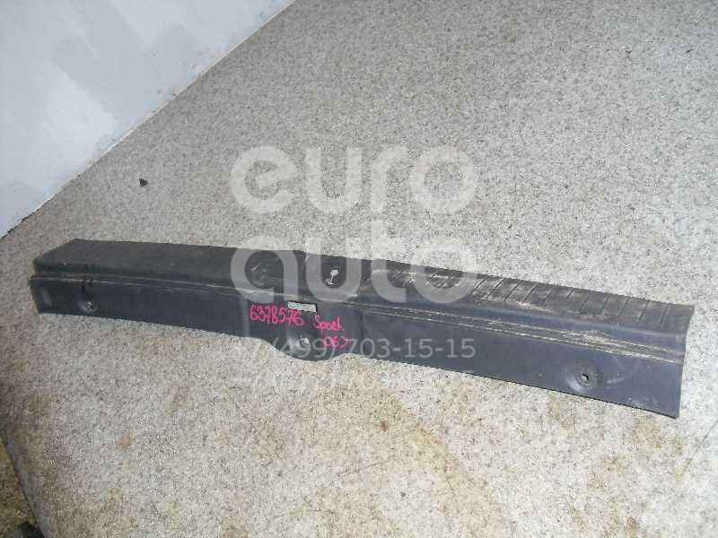 Обшивка багажника для Kia Sportage 2004-2010 - Фото №1