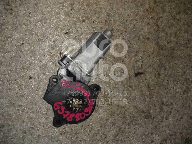 Моторчик стеклоподъемника для Kia Sportage 2004-2010 - Фото №1