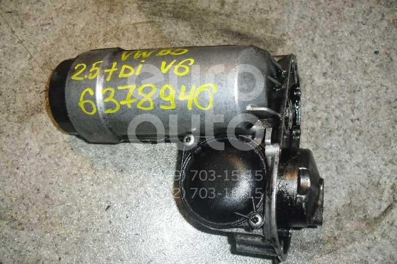 Корпус масляного фильтра для VW,Audi Passat [B5] 1996-2000;A4 [B5] 1994-2001;A8 [4D] 1994-1998;A6 [C5] 1997-2004;A8 [4D] 1999-2002;Passat [B5] 2000-2005 - Фото №1