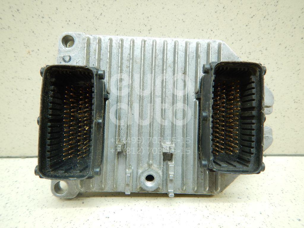 Блок управления двигателем для Opel Vectra C 2002-2008 - Фото №1