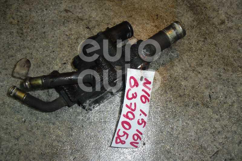 Корпус термостата для Nissan Almera N16 2000-2006;Primera P12E 2002> - Фото №1