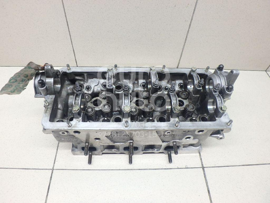 Головка блока для VW Passat [B5] 1996-2000 - Фото №1