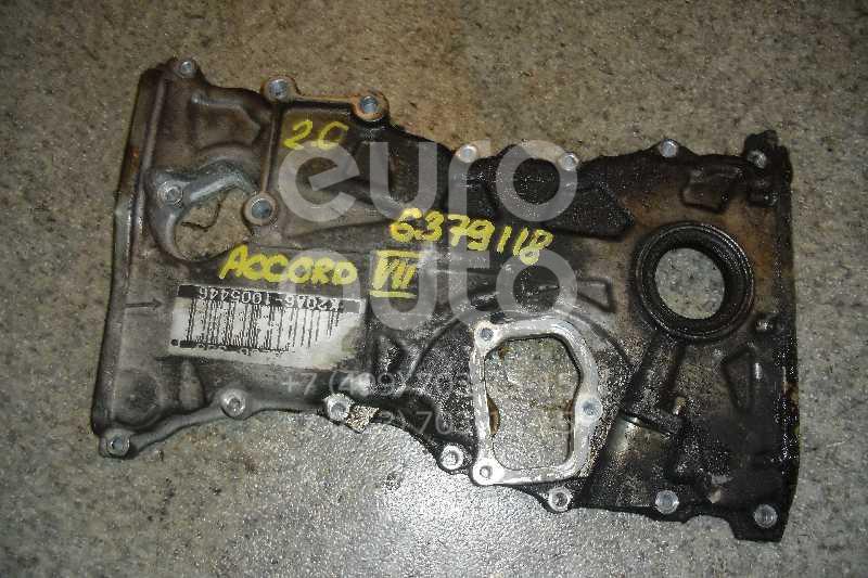 Крышка двигателя передняя для Honda,Acura Accord VII 2003-2008;Civic 2001-2005;FR-V 2005-2010;CR-V 2002-2006;RSX 2001-2006;Stream 2001-2005 - Фото №1