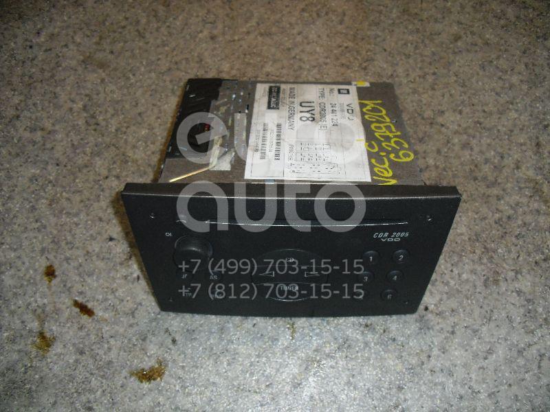 Магнитола для Opel Vectra C 2002-2008 - Фото №1