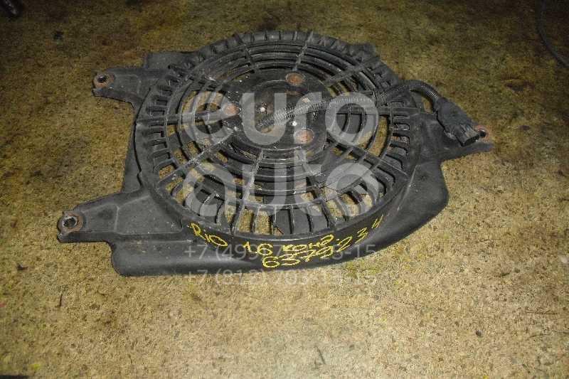 Вентилятор радиатора для Kia RIO 2000-2004 - Фото №1