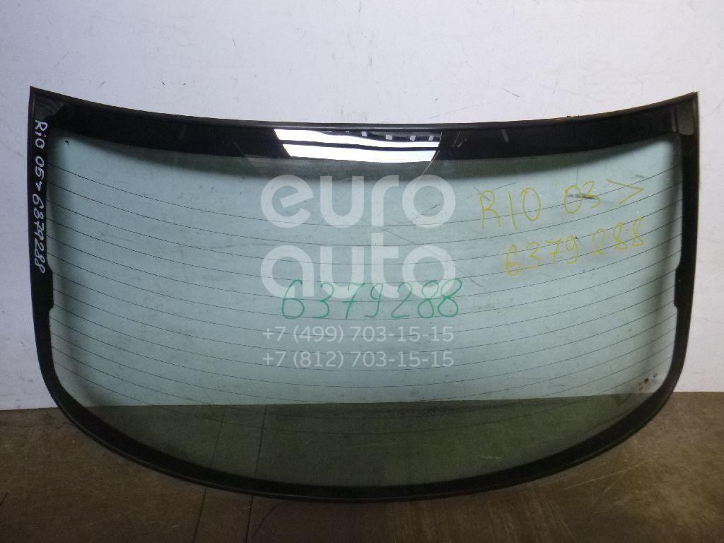 Стекло заднее для Kia RIO 2000-2005 - Фото №1