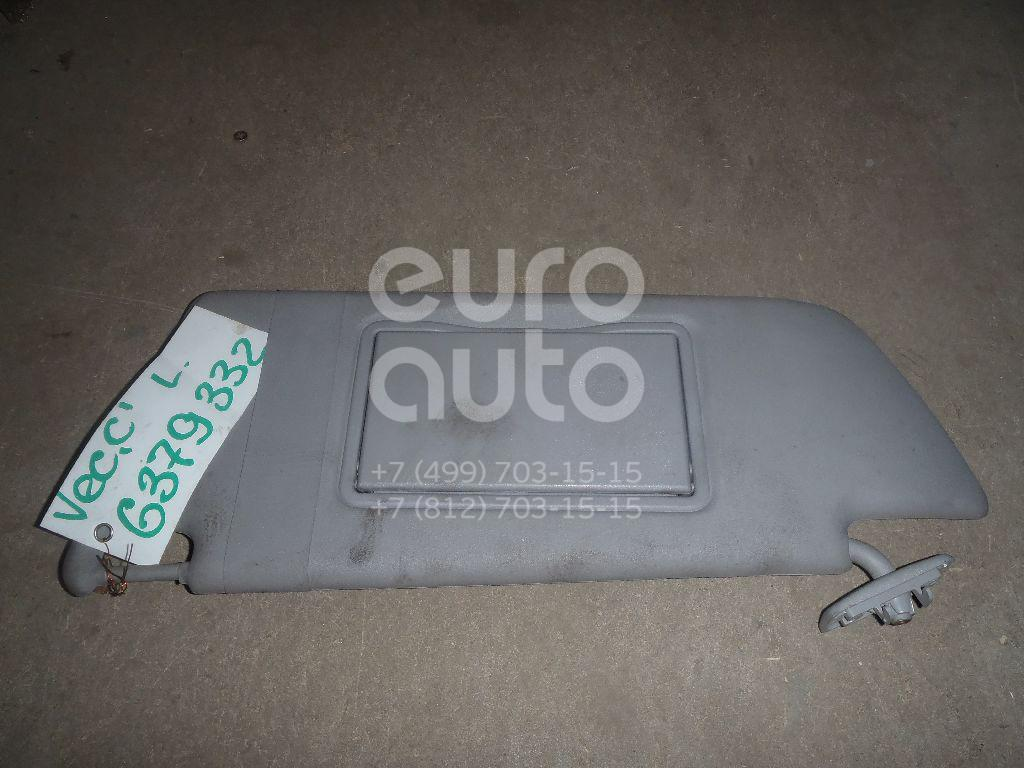 Козырек солнцезащитный (внутри) для Opel Vectra C 2002-2008;Zafira B 2005-2012 - Фото №1