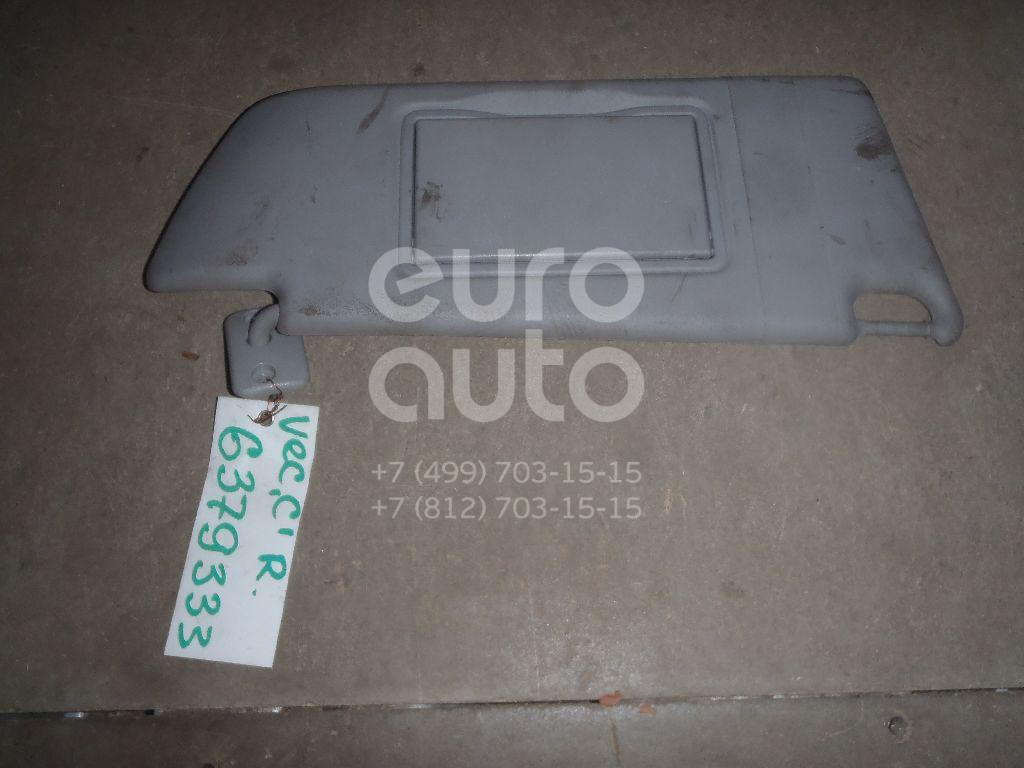 Козырек солнцезащитный (внутри) для Opel Vectra C 2002-2008 - Фото №1