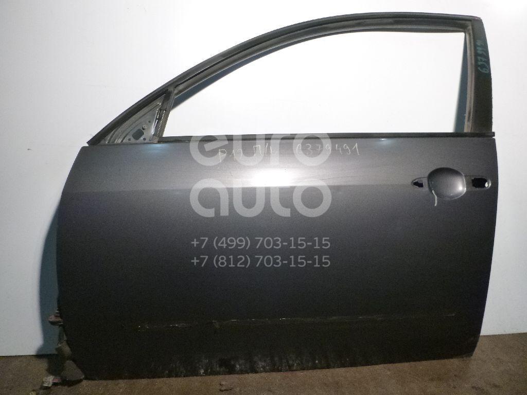 Дверь передняя левая для Nissan Primera P12E 2002-2007 - Фото №1