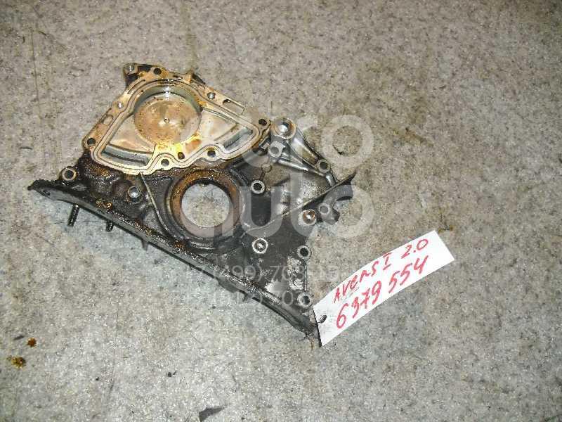 Крышка двигателя передняя для Toyota Avensis I 1997-2003 - Фото №1