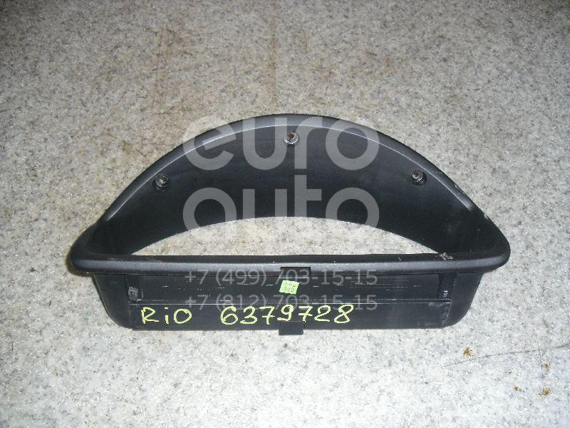 Накладка декоративная для Kia RIO 2000-2004 - Фото №1