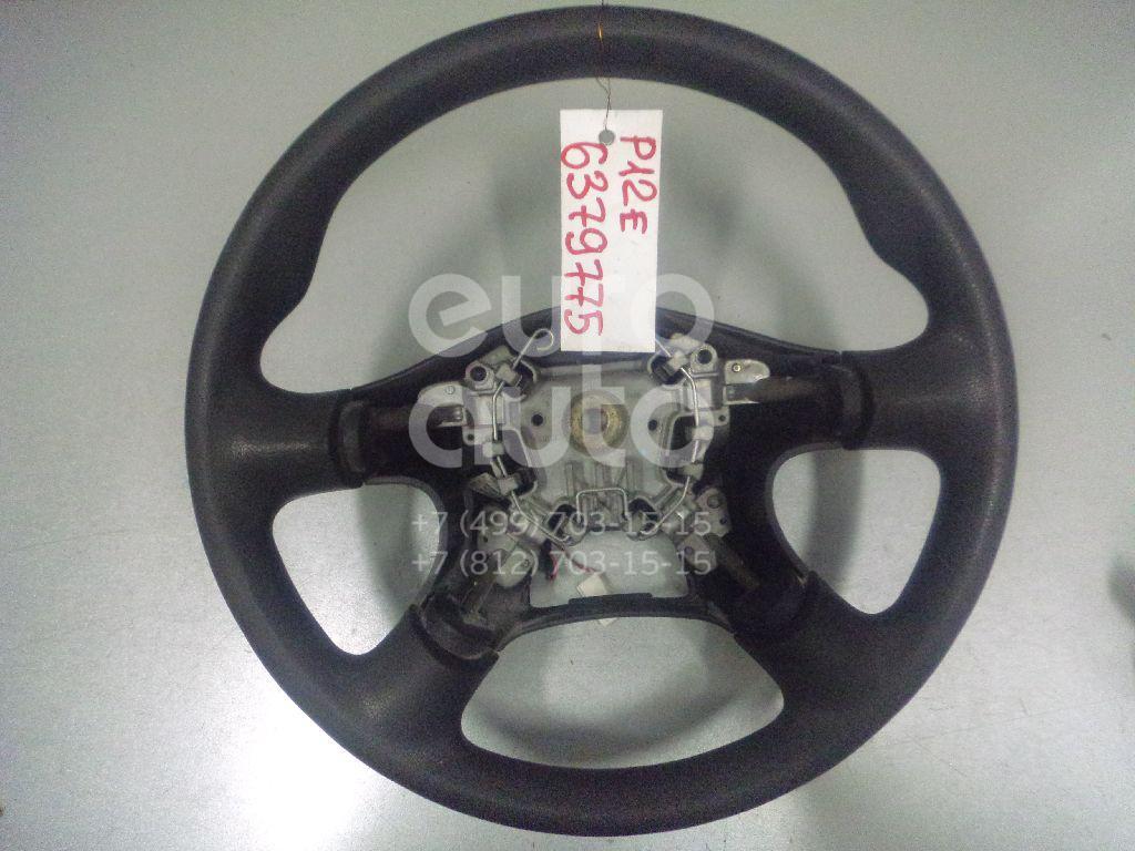 Рулевое колесо для AIR BAG (без AIR BAG) для Nissan Primera P12E 2002-2007 - Фото №1