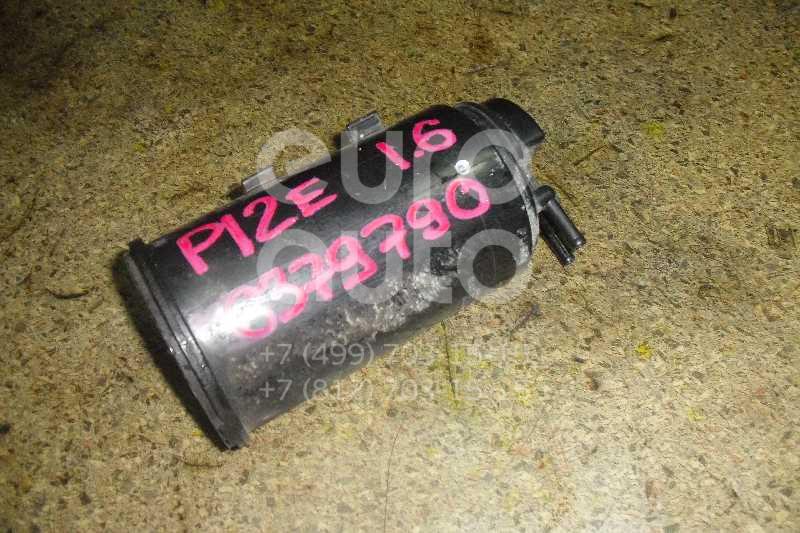 Абсорбер (фильтр угольный) для Nissan Primera P12E 2002>;Almera Tino 2000>;Almera N16 2000-2006 - Фото №1
