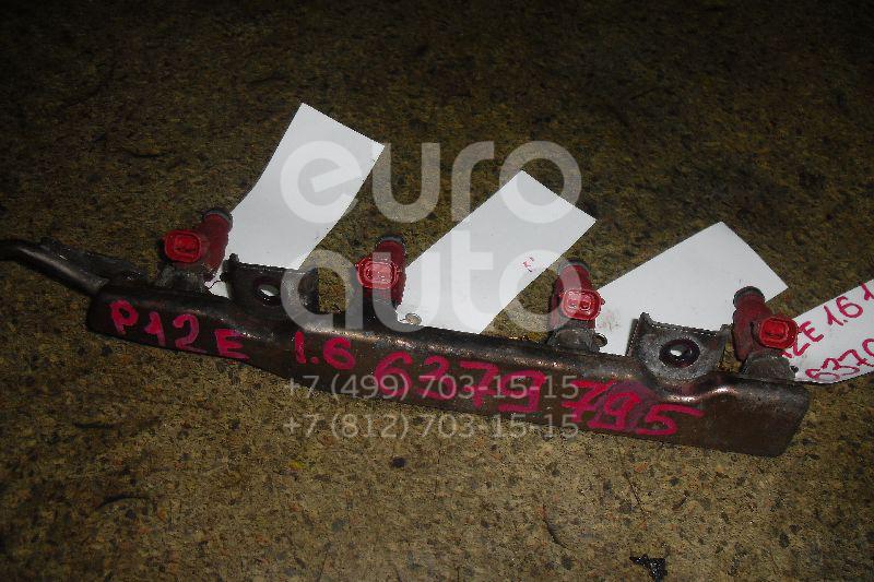 Рейка топливная (рампа) для Nissan Primera P12E 2002-2007 - Фото №1