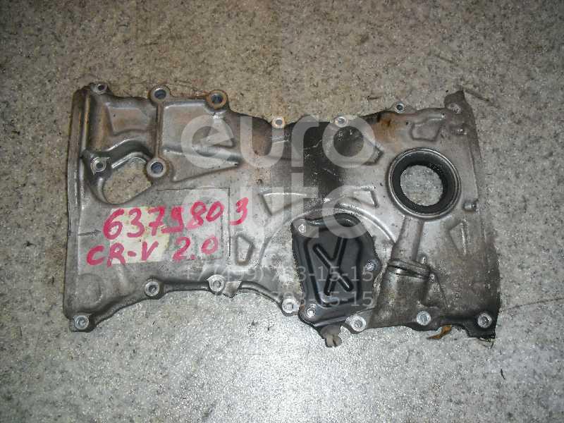 Крышка двигателя передняя для Honda CR-V 2002-2006 - Фото №1