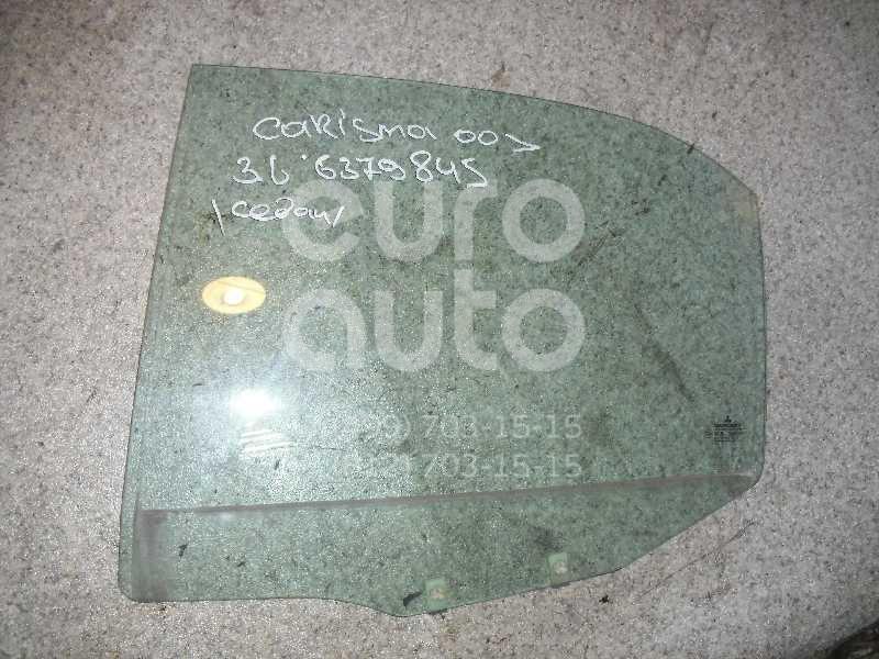 Стекло двери задней левой для Mitsubishi Carisma (DA) 2000-2003 - Фото №1