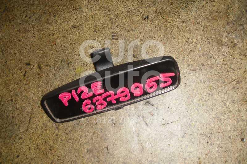 Зеркало заднего вида для Nissan Primera P12E 2002-2007;Note (E11) 2006-2013;Micra (K12E) 2002-2010;Qashqai (J10) 2006-2014;X-Trail (T31) 2007-2014;Juke (F15) 2011>;Qashqai+2 (JJ10) 2008-2014;Almera (G15) 2013>;Qashqai (J11) 2014> - Фото №1