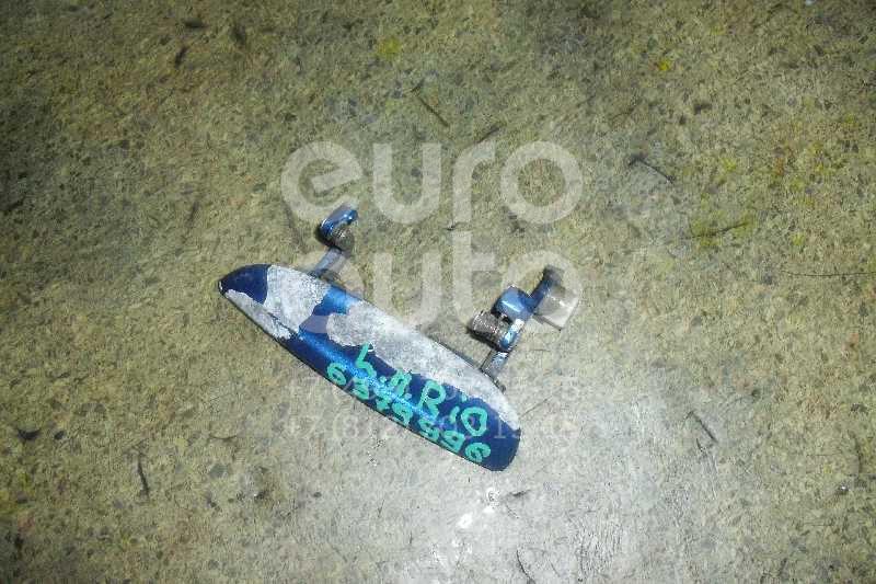 Ручка двери передней наружная левая для Kia RIO 2000-2004 - Фото №1