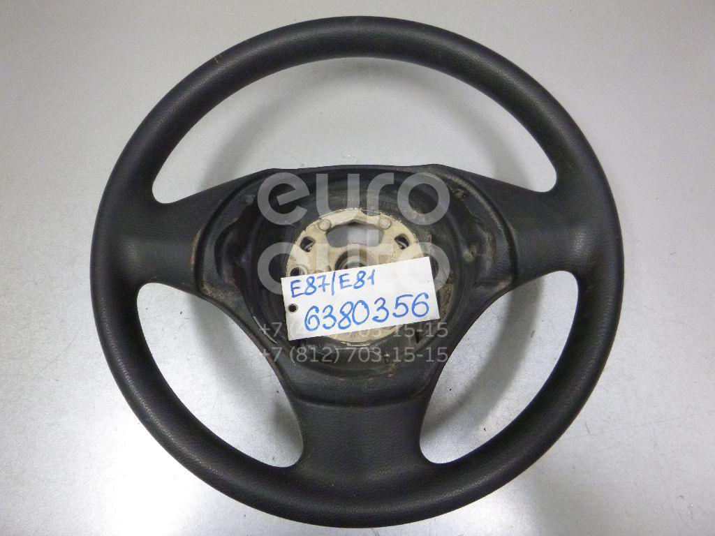 Рулевое колесо для AIR BAG (без AIR BAG) для BMW 1-серия E87/E81 2004-2011 - Фото №1