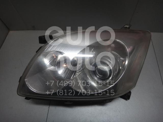 Фара левая для Toyota Avensis II 2003-2008 - Фото №1