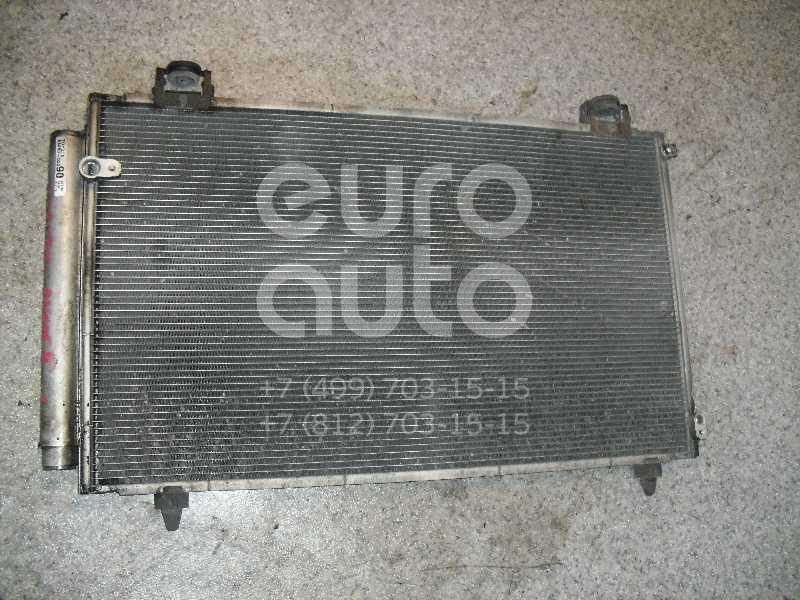 Радиатор кондиционера (конденсер) для Toyota Avensis II 2003-2008 - Фото №1