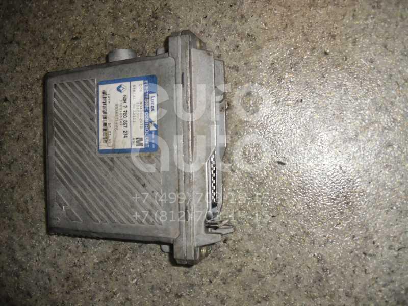 Блок управления двигателем для Mitsubishi Carisma (DA) 1999-2003 - Фото №1