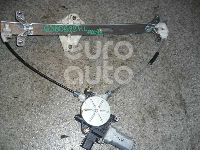 Стеклоподъемник электр. передний левый для Honda Accord VII 2003-2007 - Фото №1