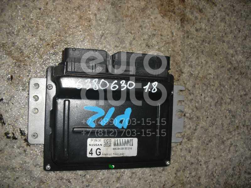 Блок управления двигателем для Nissan Primera P12E 2002-2007 - Фото №1