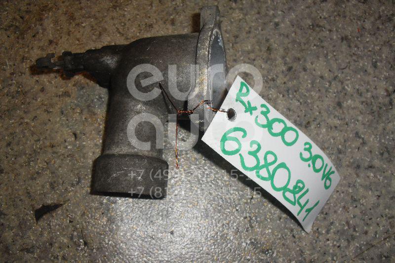Крышка термостата для Lexus,Toyota RX 300 1998-2003;RX 300/330/350/400h 2003-2009;Highlander I 2001-2006;ES (CV3) 2001-2006 - Фото №1