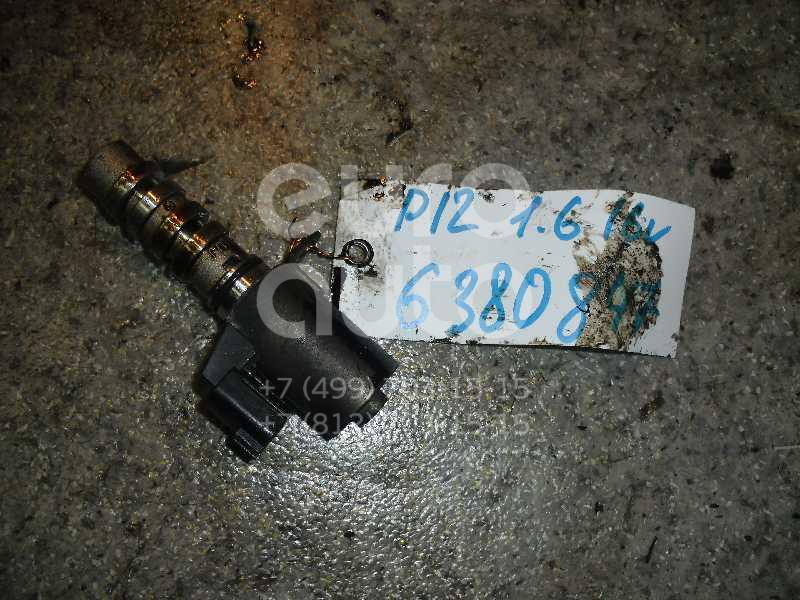 Клапан электромагн. изменения фаз ГРМ для Nissan Primera P12E 2002-2007;Almera Tino 2000-2006;Almera Classic (B10) 2006-2013;Almera N16 2000-2006 - Фото №1