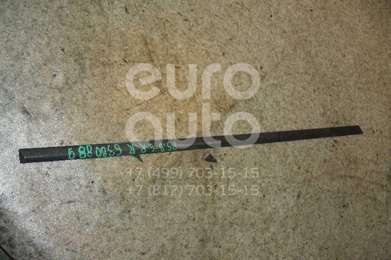 Молдинг задней правой двери для VW Passat [B6] 2005-2010 - Фото №1