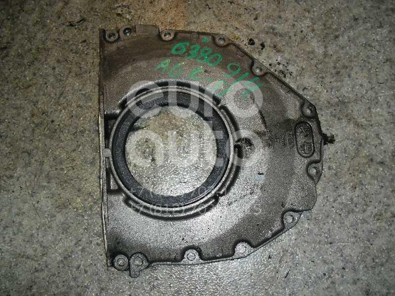 Крышка коленвала задняя для Audi,VW,Skoda A6 [C5] 1997-2004;A8 1994-1998;A4 [B6] 2000-2004;Passat [B5] 2000-2005;Superb 2002-2008 - Фото №1
