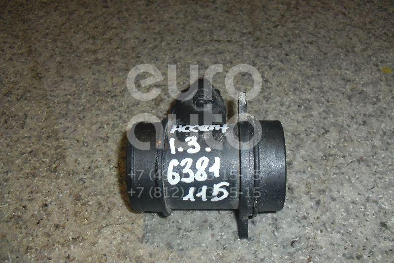 Расходомер воздуха (массметр) для Hyundai Accent II (+ТАГАЗ) 2000-2012 - Фото №1